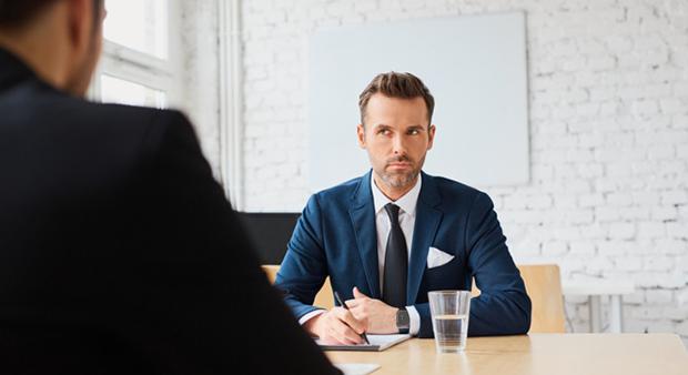 собеседование с начальником